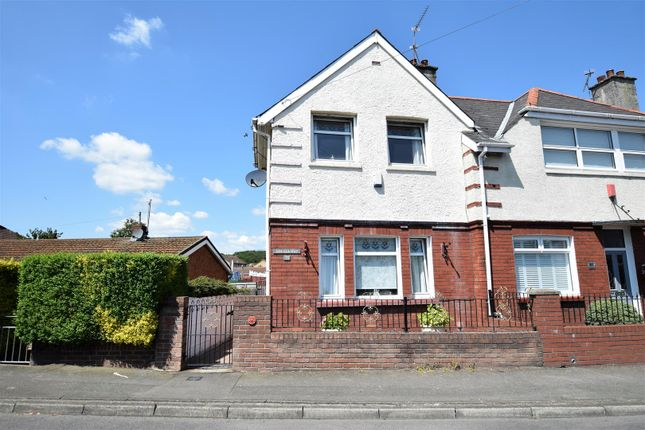 3 bed semi-detached house for sale in Coldbrook Road East, Barry CF63