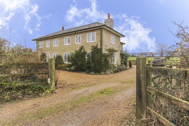 Thumbnail Detached house to rent in Chuch Road, Chevington, Bury St. Edmunds