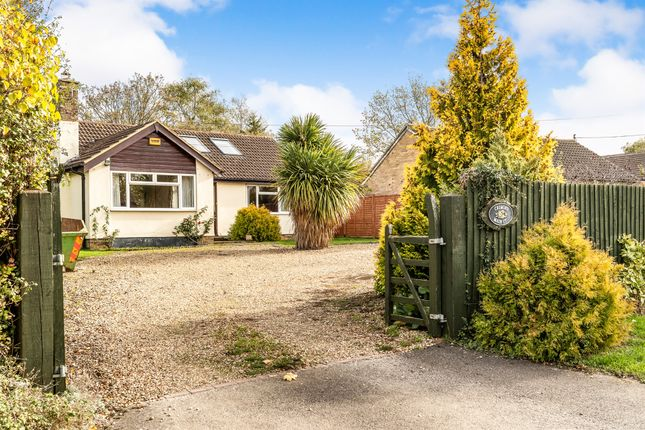 Thumbnail Bungalow for sale in Main Street, Grendon Underwood, Aylesbury