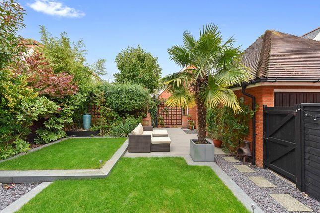 Rear Garden of Windley Tye, Chelmsford CM1
