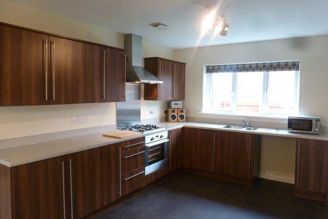 Kitchen of Lonydd Glas, Llanharan, Pontyclun CF72