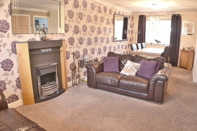 Thumbnail Town house for sale in Atkin Close, Congleton