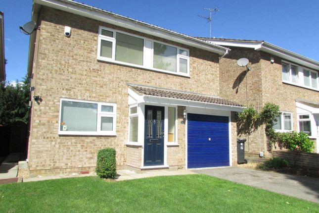 Detached house for sale in Kirkwood Close, Thorpe Road