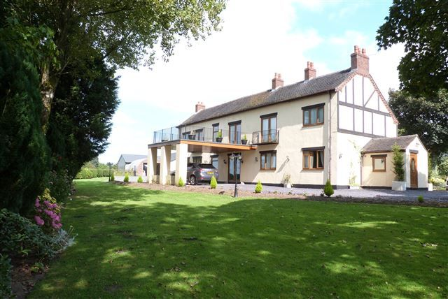 Thumbnail Detached house for sale in Tickhill Lane, Dilhorne, Staffordshire
