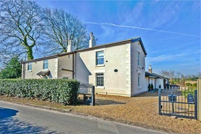 Thumbnail Detached house for sale in Butchers Lane, Aughton, Ormskirk, Lancashire