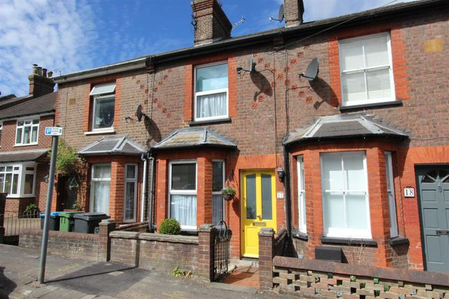 2 bed terraced house for sale in Crescent Road, Old Town Borders, Hemel Hempstead