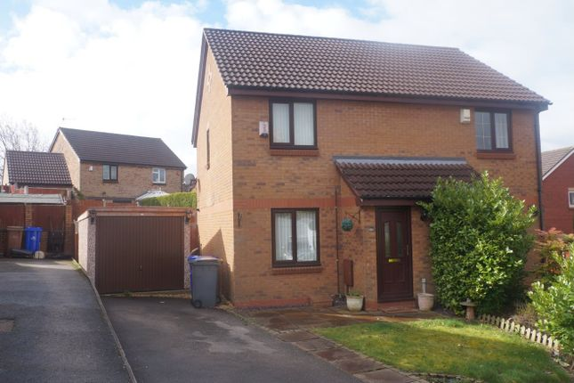 Thumbnail Semi-detached house for sale in Berryfield Grove, Stoke-On-Trent