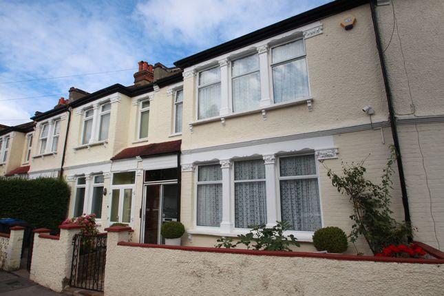 Thumbnail Terraced house for sale in Capri Road, Croydon, Surrey