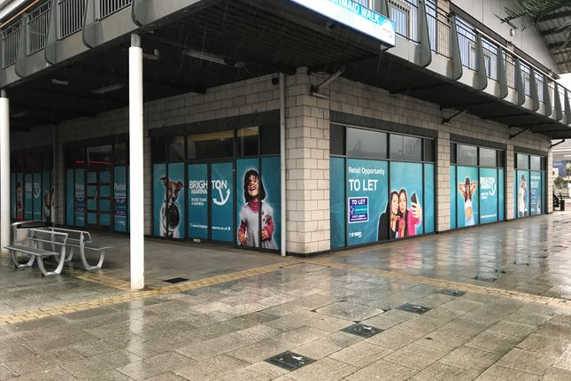 Thumbnail Retail premises to let in Brighton Marina Village, Brighton