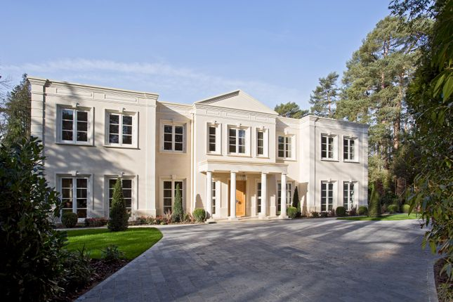 Detached house for sale in Wellington Avenue, The Wentworth Estate