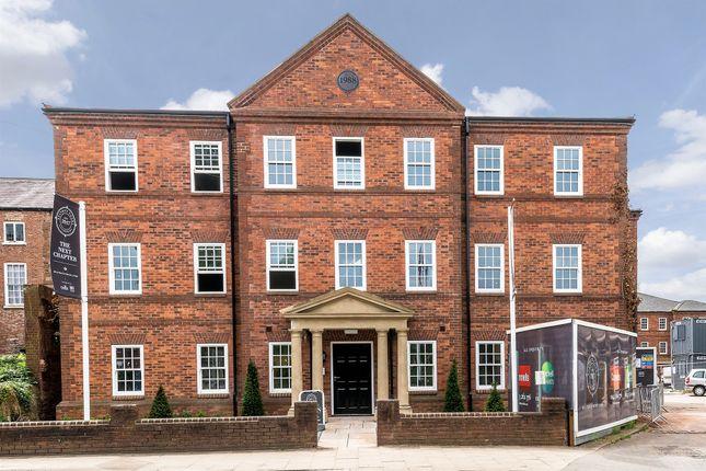 Thumbnail Town house for sale in St John Street, Lichfield