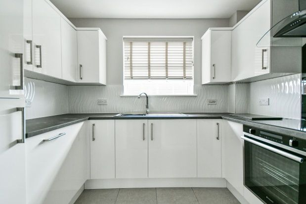 Thumbnail Flat to rent in St. Austell Way, Swindon