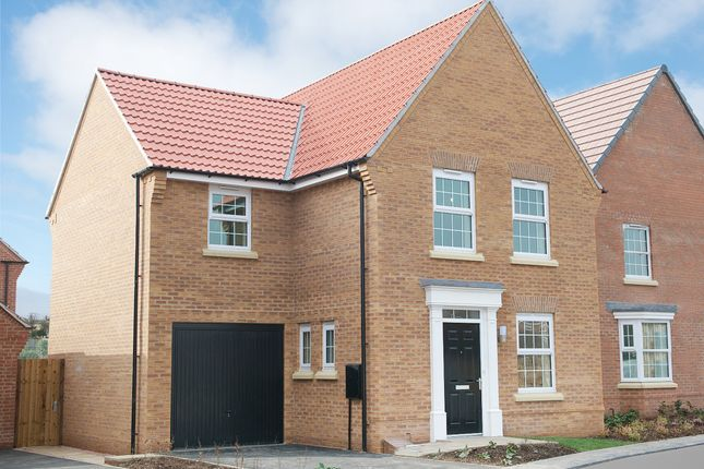 "Thumbnail Detached house for sale in ""Bradwell"" at Lowfield Road, Anlaby, Hull"