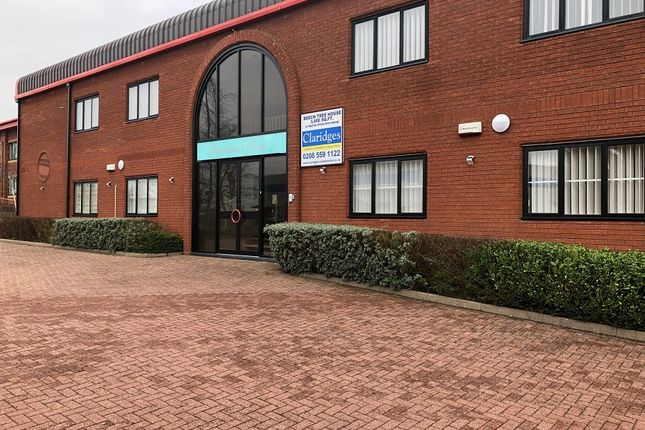 Thumbnail Office to let in Beech Tree House, Sopwith Way, Daventry