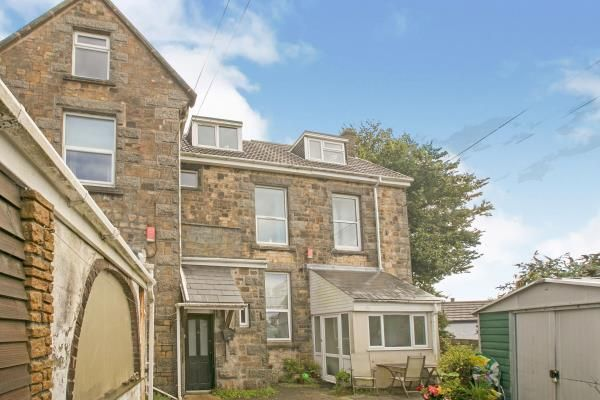 4 bed end terrace house for sale in 1B Penlu, Tuckingmill, Camborne, Cornwall TR14
