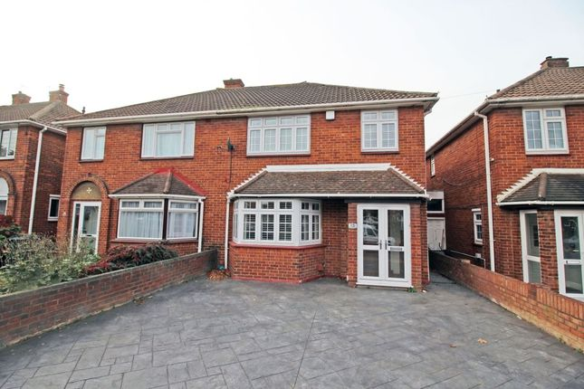 Thumbnail Semi-detached house for sale in Meadow Way, Dartford