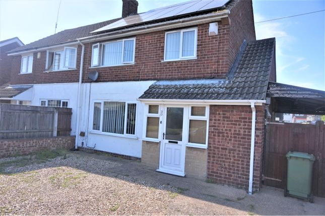 Thumbnail Semi-detached house for sale in Talbot Road, Immingham