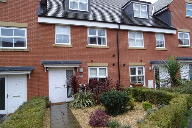 Thumbnail Terraced house to rent in Ryeland Way, Andover