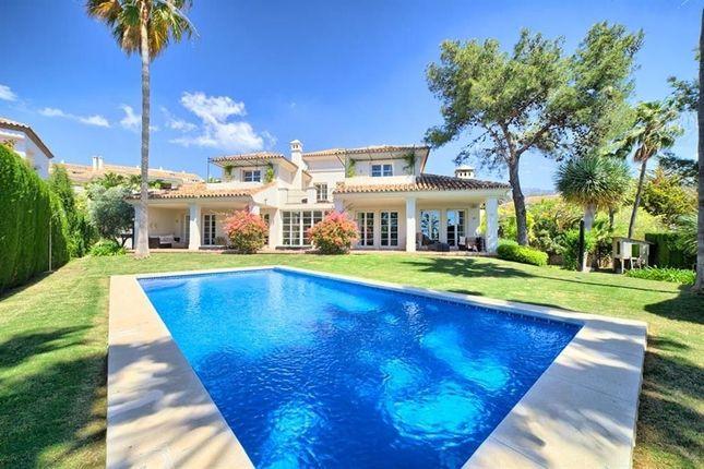 Villa for sale in Milla De Oro, Marbella, Malaga