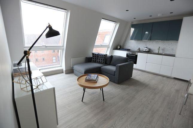 Thumbnail Flat to rent in Kings Court Scotland Road, Warrington