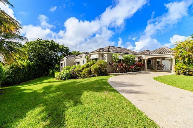 Thumbnail Villa for sale in Paynes Bay, St. James Bb24023, Barbados