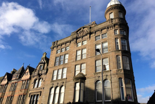 Thumbnail Flat to rent in Dock Street Dundee, Dundee
