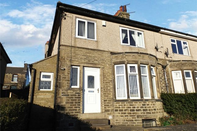 Thumbnail Semi-detached house for sale in Westborough Drive, Halifax, West Yorkshire