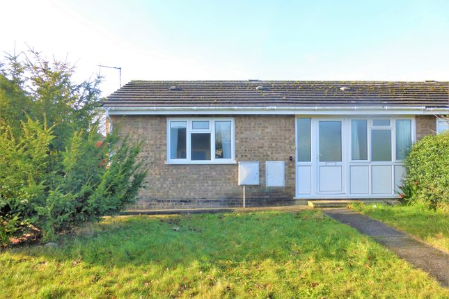 Thumbnail Semi-detached bungalow for sale in George Eliot Way, Toftwood