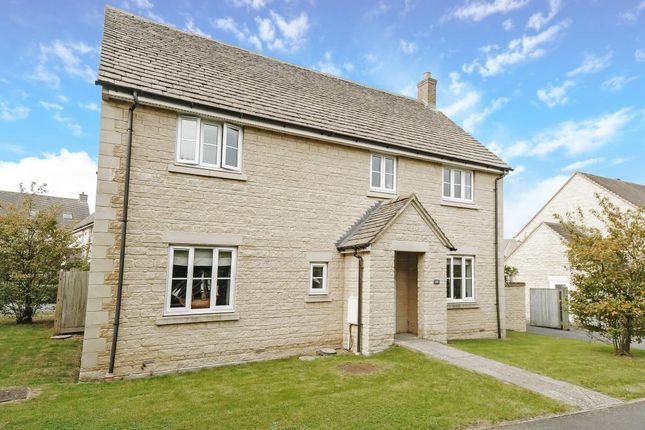 Thumbnail Detached house to rent in Witney, Madley