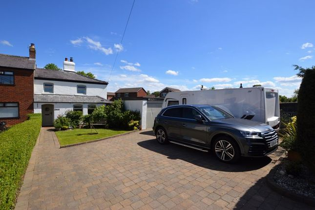 2 bed terraced house for sale in Westhead Road, Croston PR26
