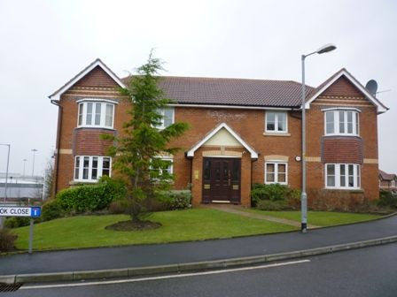 Thumbnail Flat to rent in Lowerbrook Close, Bolton