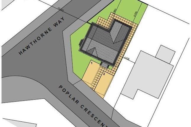 Land Adjacent To 1 Poplar Crescent, Althorpe, North Lincolnshire DN17