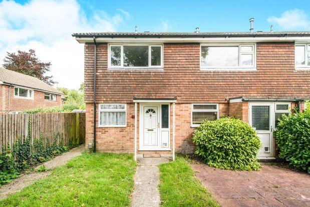 Thumbnail Property to rent in Nash Close, Basingstoke