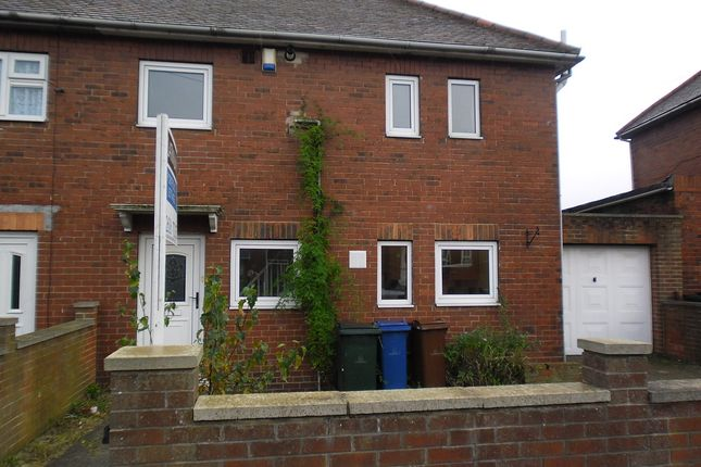 Thumbnail Semi-detached house to rent in North Street, Darfield, Barnsley