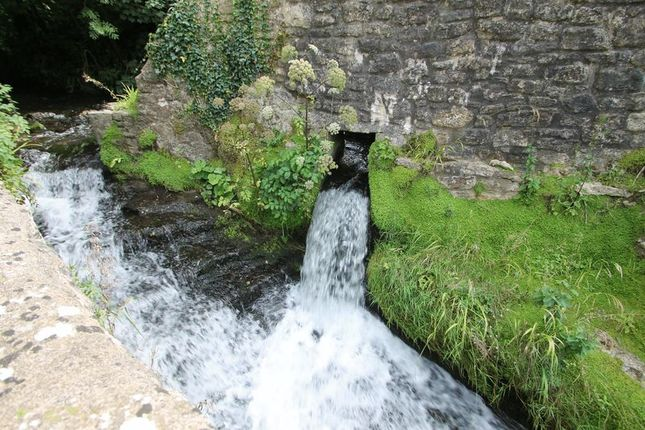 Millrace of Back Lane, Darshill, Shepton Mallet BA4