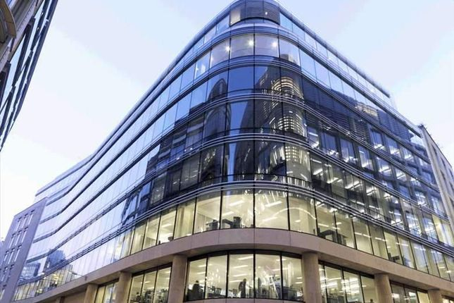 Thumbnail Office to let in Cheapside, London