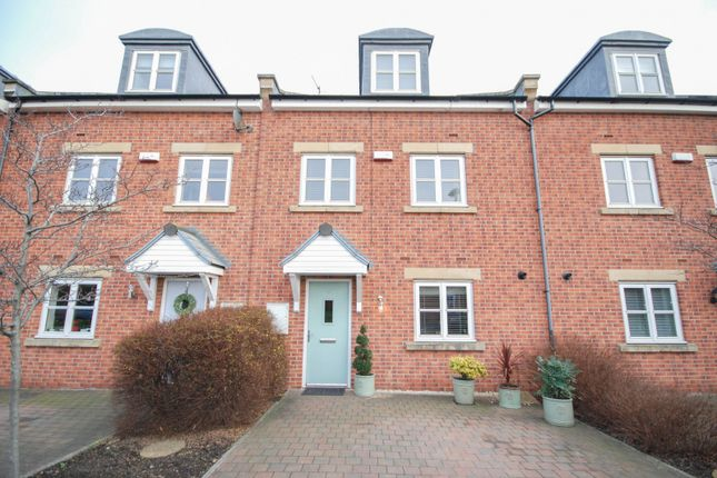 Thumbnail Town house for sale in Dunelm Grange, Boldon Colliery
