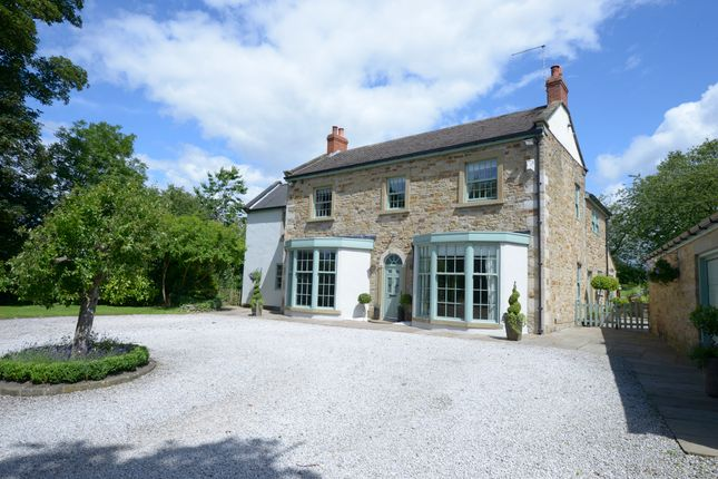 Thumbnail Detached house for sale in The Cottage, 11-13 Church Side, Hasland