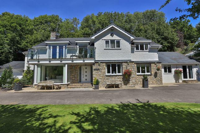 Thumbnail Detached house for sale in Barren Hill, Penmark, Vale Of Glamorgan