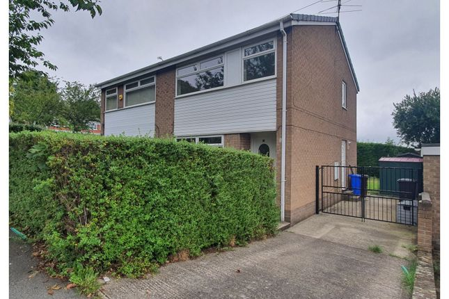 3 bed semi-detached house for sale in Hollybank Way, Sheffield S12