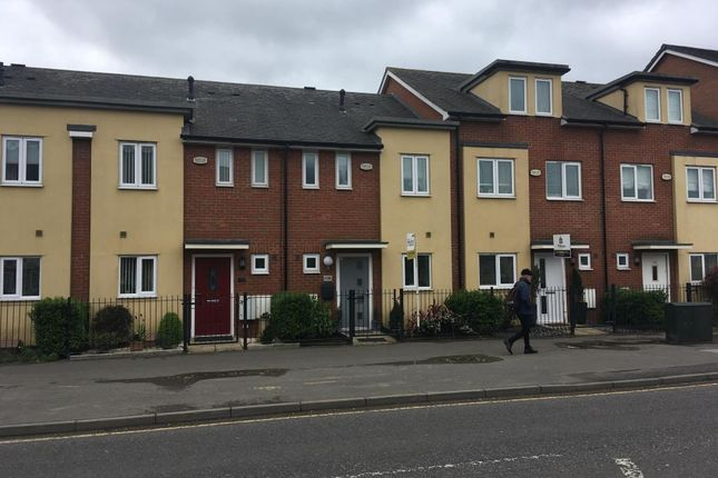 Thumbnail Terraced house to rent in Bicester Road, Aylesbury