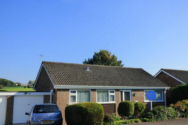 Thumbnail Detached bungalow for sale in Park View, Sedbury, Chepstow