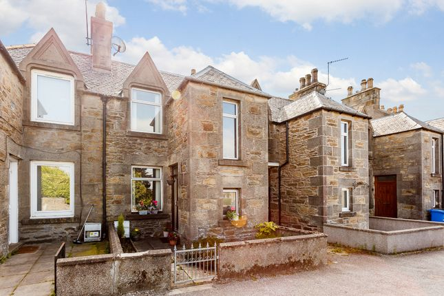 Thumbnail Terraced house for sale in Banff Road, Keith