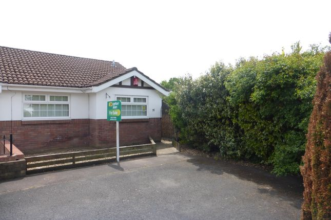 Thumbnail Semi-detached bungalow for sale in Fieldfare Drive, St. Mellons, Cardiff