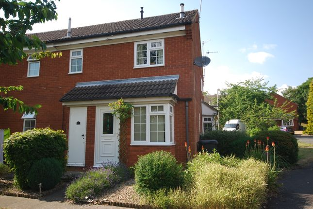 Thumbnail Terraced house to rent in Thistle Close, Hemel Hempstead, Hertfordshire
