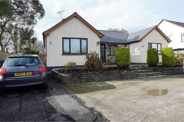 Thumbnail Detached bungalow for sale in St. Kew Highway, Bodmin