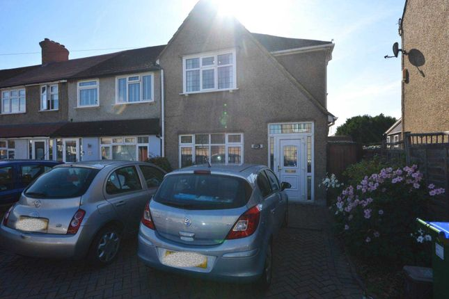 Thumbnail End terrace house for sale in Glenview, London