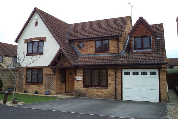 Thumbnail Detached house to rent in Hills Orchard, Martock