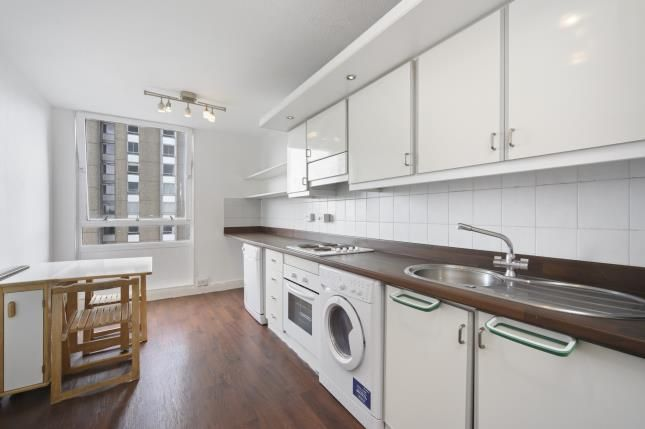 Thumbnail Flat for sale in Bramlands Close, Battersea, London