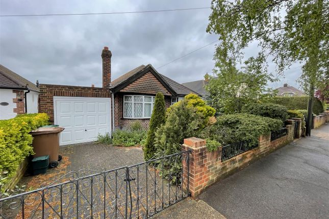 Thumbnail Detached bungalow for sale in Old Charlton Road, Shepperton